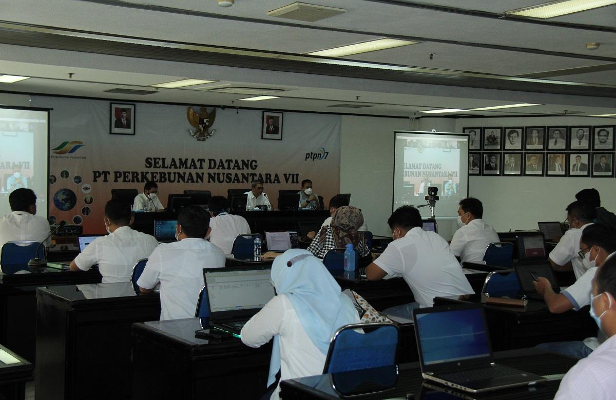 Direktur PTPN VII: KPI Indikator Normatif Paling Fair